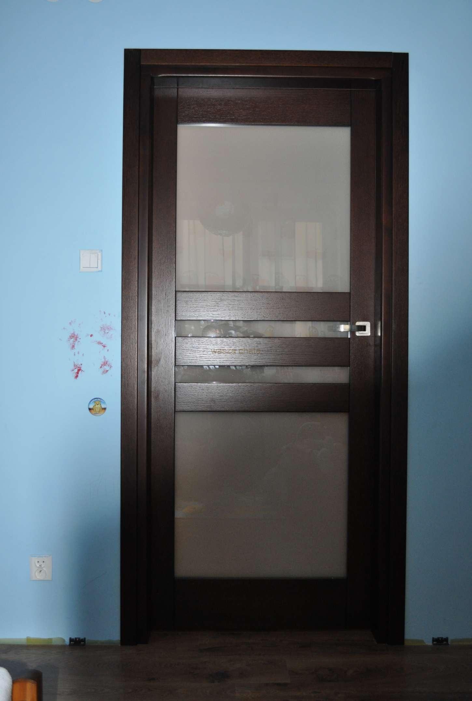 """Двері з ясена """"Вєнгє"""""""