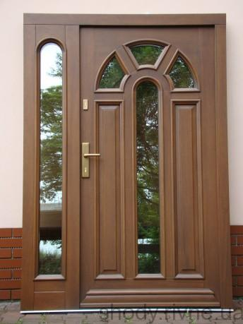 Деревяні двері