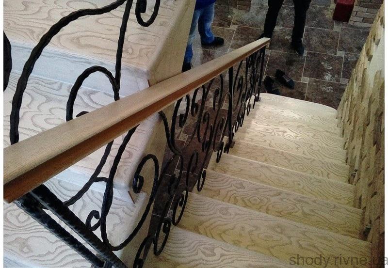 Виготовлення сходів