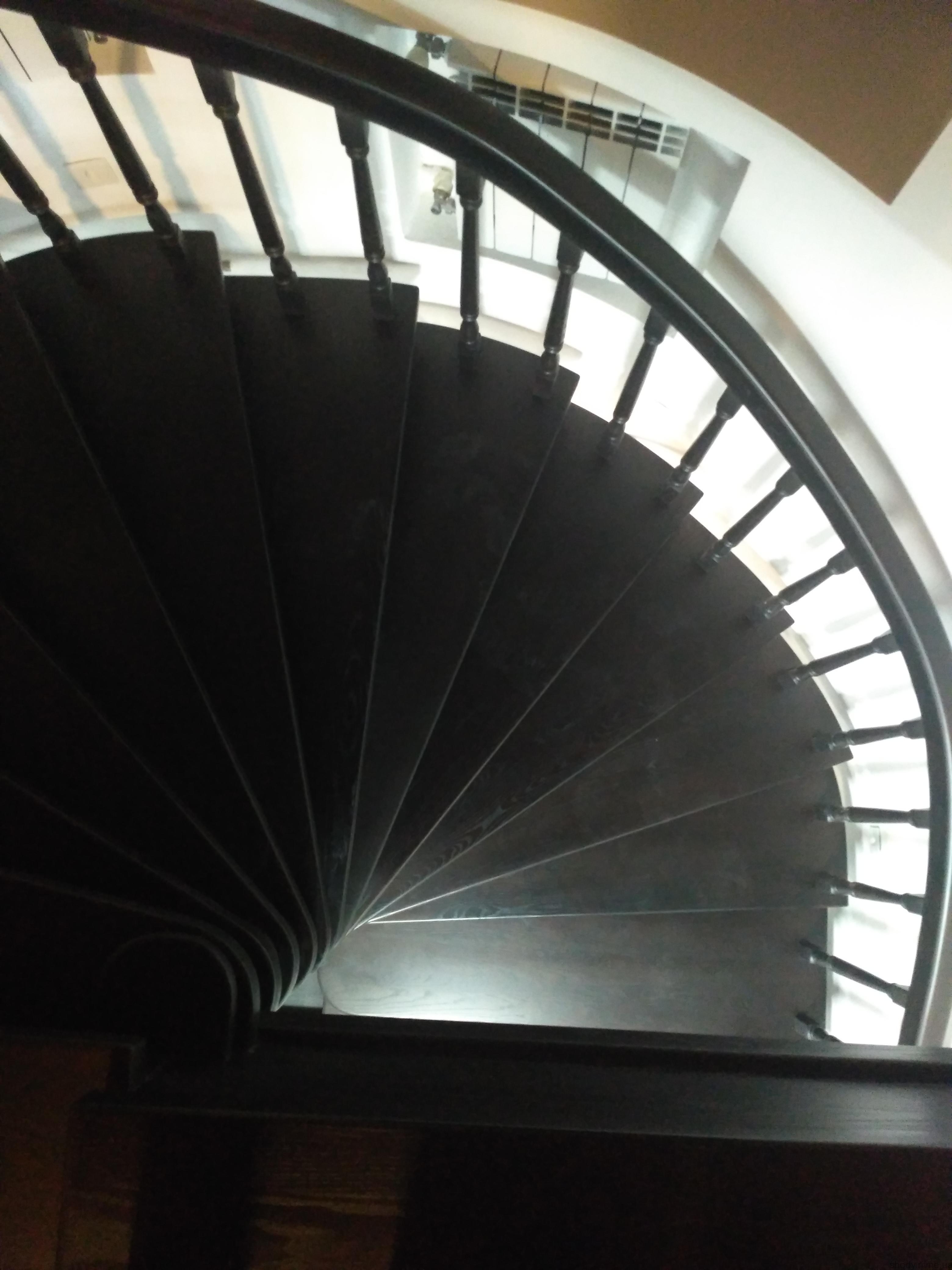сходи гвинтові