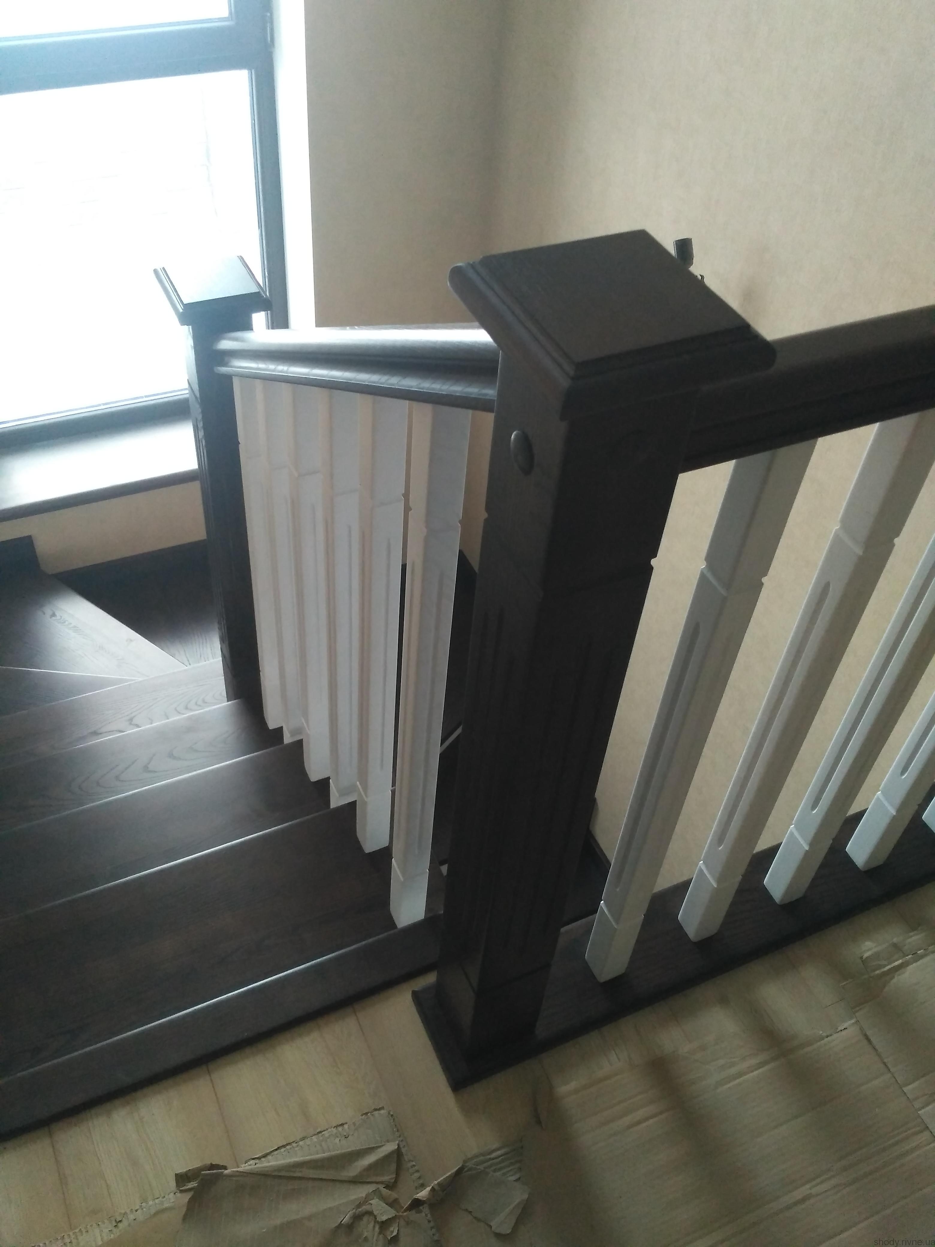 Виготовлення сходів по бетону