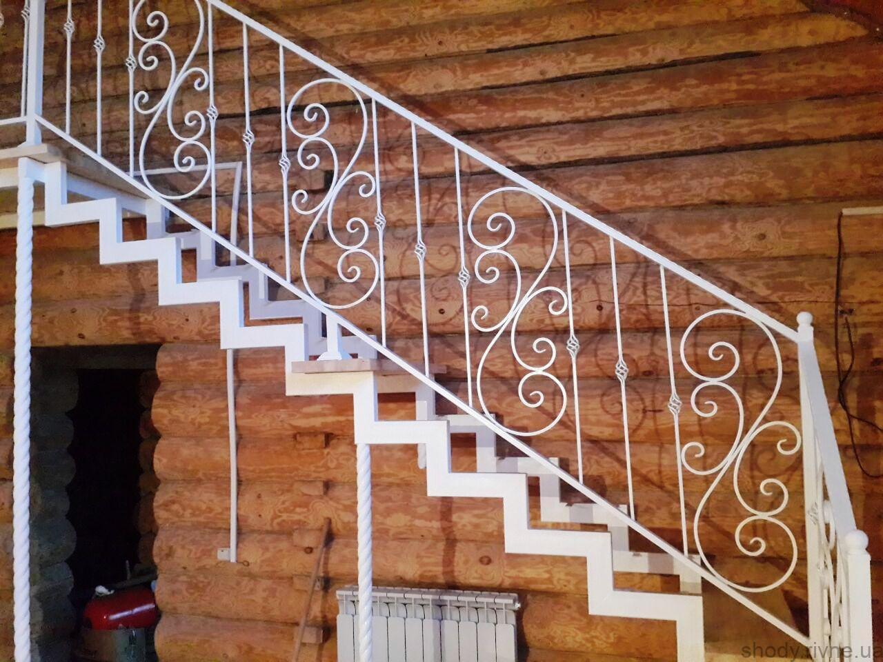 Виготовлення та монтаж сходів з металу в Рівному
