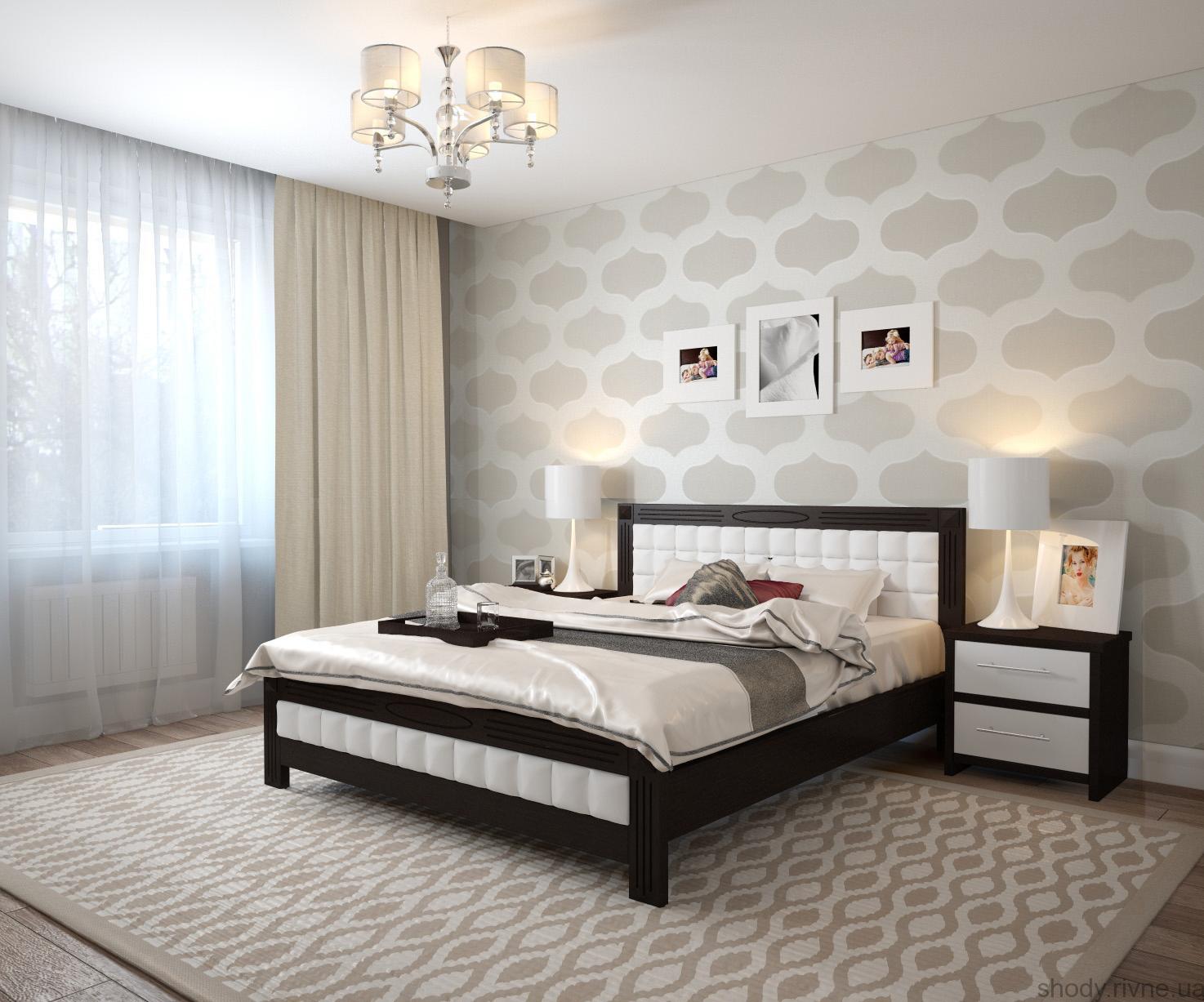 Ліжко з ясена