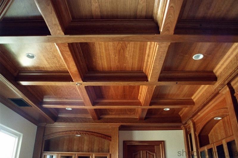 деревяні стелі