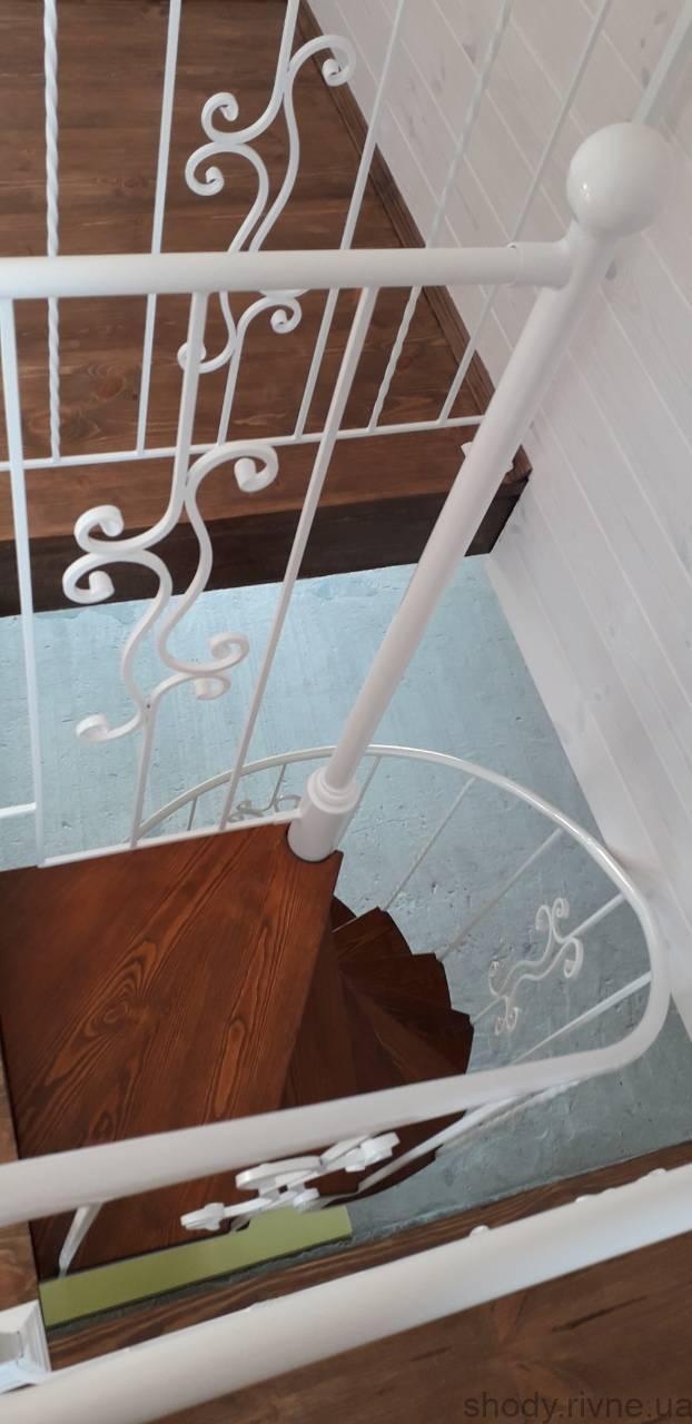 залізні сходи